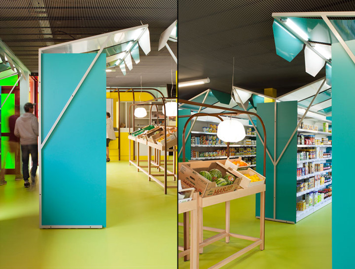 187 Mini M Grocery Shop By Matali Crasset Amp Praline