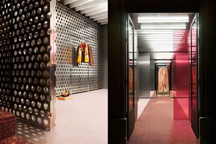 Acne Store By Jonny Johansson Amp Andreas Fornell Paris