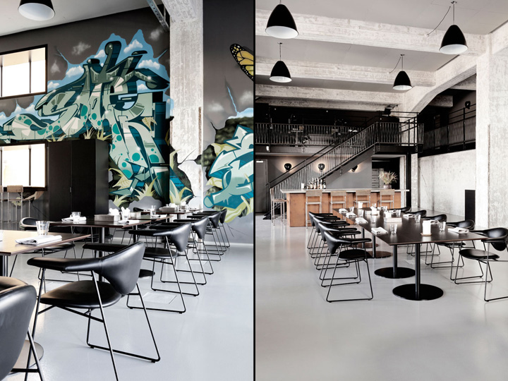 AMASS Restaurant By GUBI Copenhagen Denmark Retail Design Blog