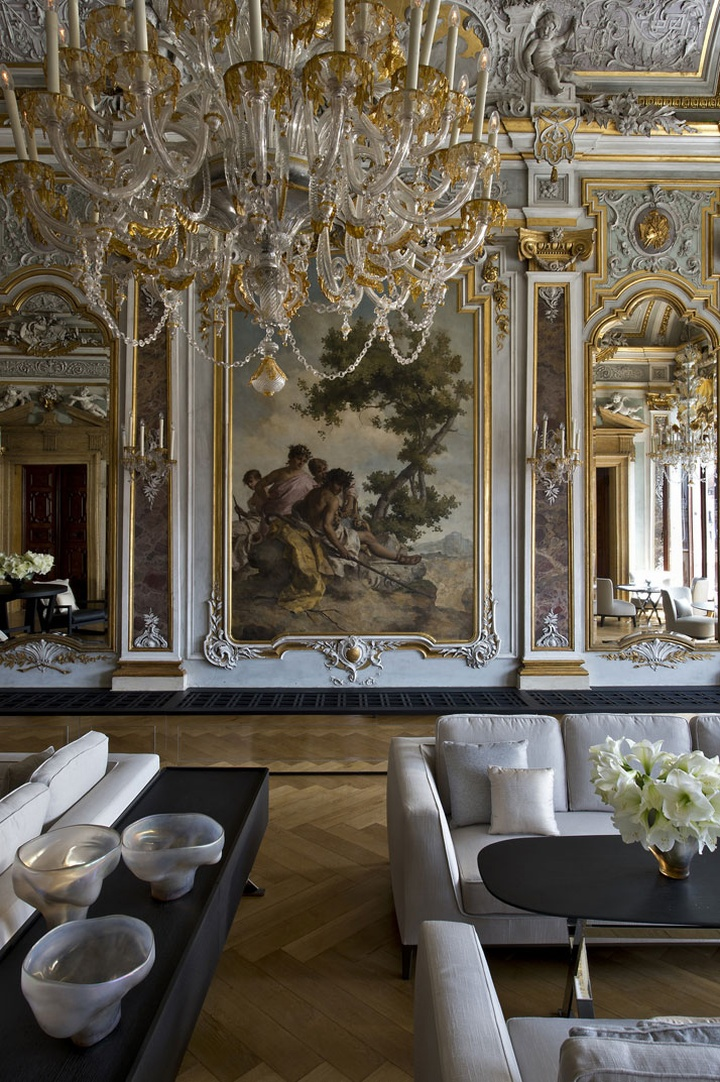 Aman canale grande hotel venice italy retail design blog for Design hotel italy
