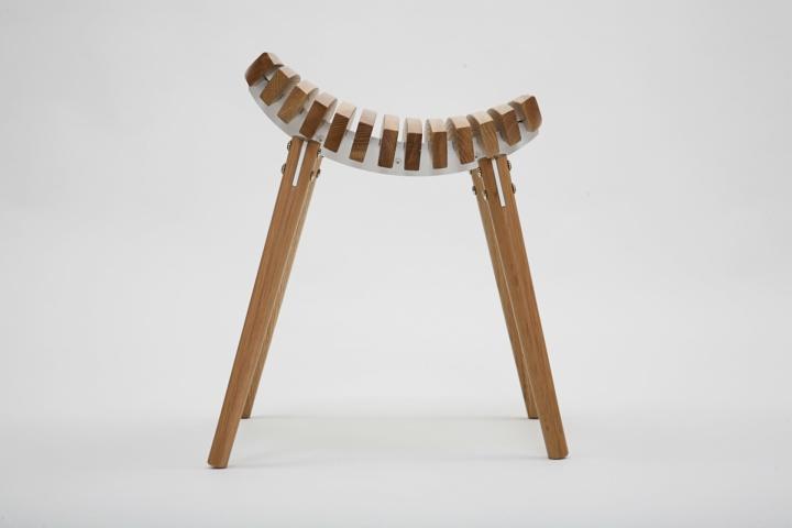 Timber stool plans