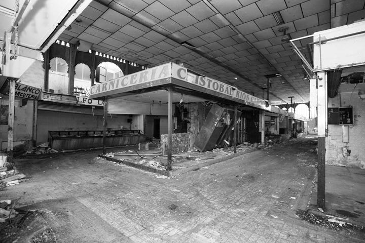 Ataranzas municipal market by aranguren gallegos - Arquitectos interioristas malaga ...