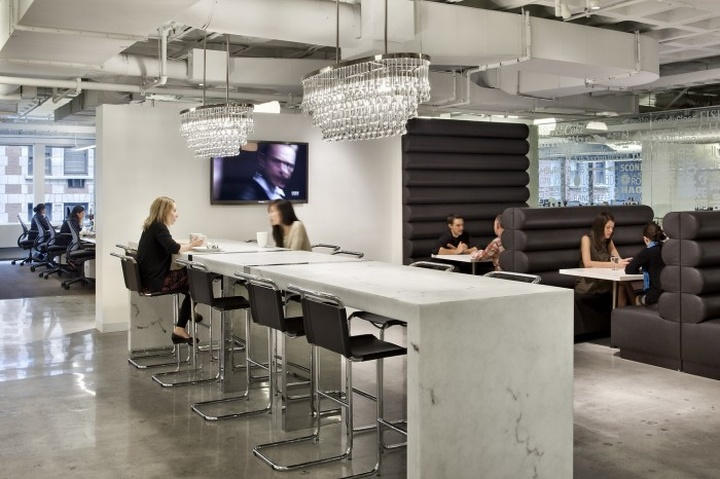 5 work spaces that boost productivity highfive for Office design new york
