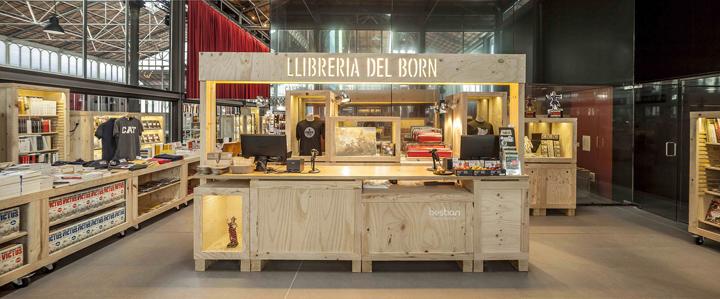 Bestiari Book Shop By Jorge Prez Vale Barcelona Spain Retail