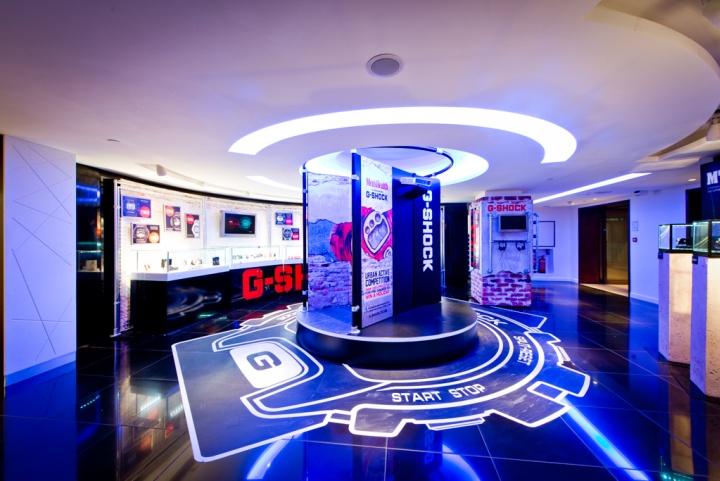 187 Casio G Shock 30th Anniversary Pop Up Shop By Design4retail