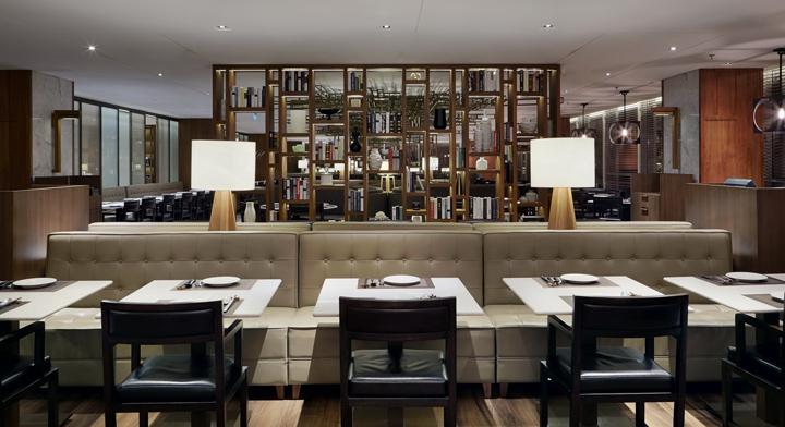 Charme restaurant by golucci international design