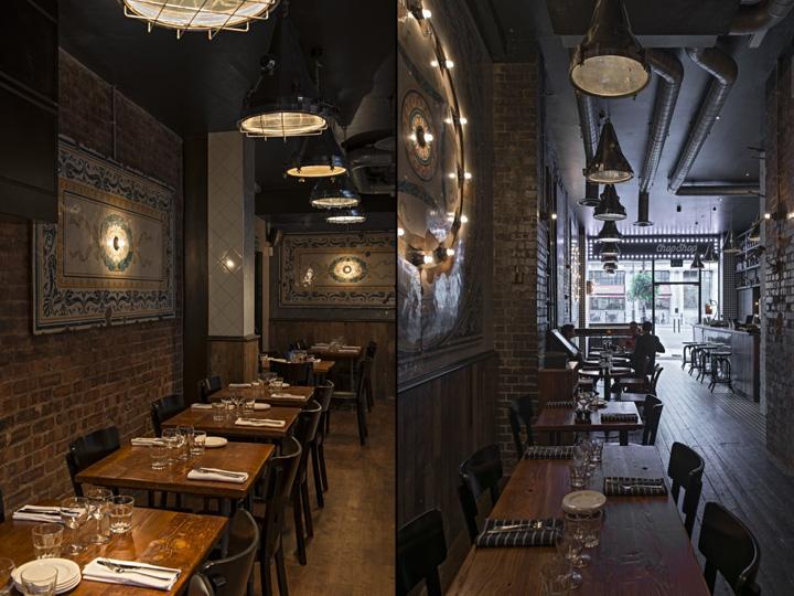 187 chop shop restaurant by 44th hill london