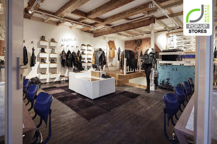 Denham retail design blog for Design amsterdam