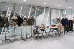 187 W L Gore Retail Store By Lynn Paik Design Newark
