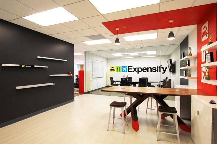 Expensify office by blitz san francisco california for Design agency san francisco
