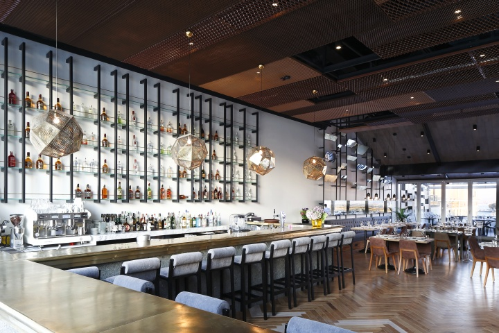 ferahfeza restaurant & bar'i-am' associates, istanbul – turkey