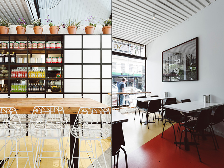 Fonda Taqueria By Techne Architects Melbourne 187 Retail