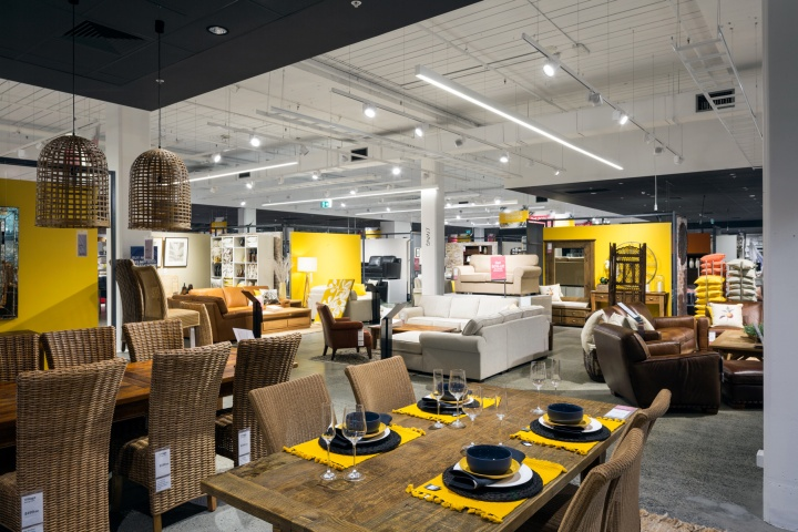freedom store by mccartney design sydney retail design blog