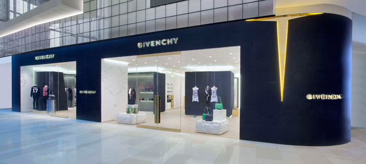 187 Givenchy Flagship Store Shanghai China