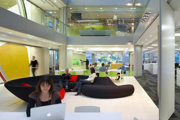 Atrium Retail Design Blog