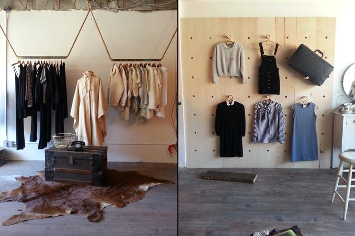 A homerun store toronto canada retail design blog for Boutique wall displays