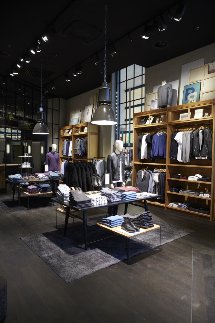 jack and jones store by riis retail kolding denmark 14. Black Bedroom Furniture Sets. Home Design Ideas