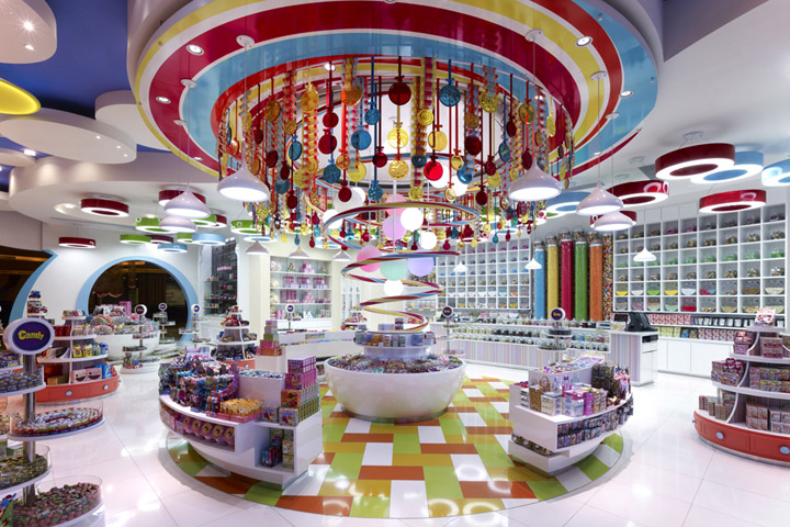 Kids Cavern Childrens Store By Callison Macau Retail