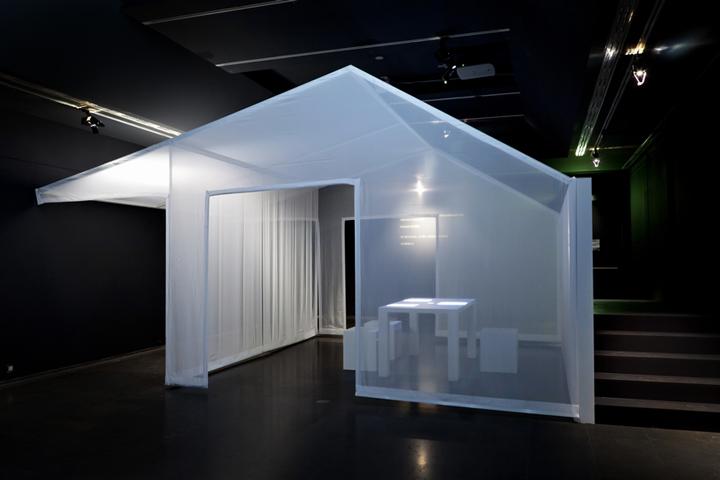 l art de rosanjin exhibition by ryusuke nanki paris retail design blog. Black Bedroom Furniture Sets. Home Design Ideas
