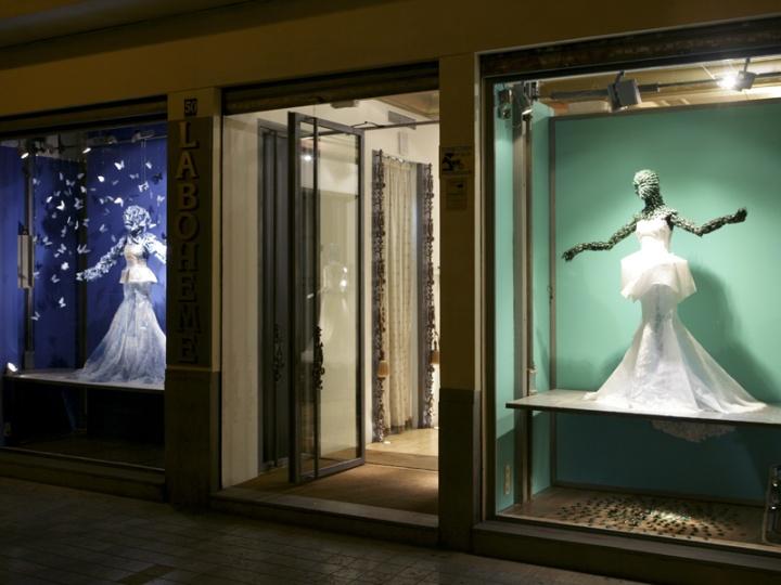 La boh me entomologia windows valencia spain retail for Window design 4 by 4