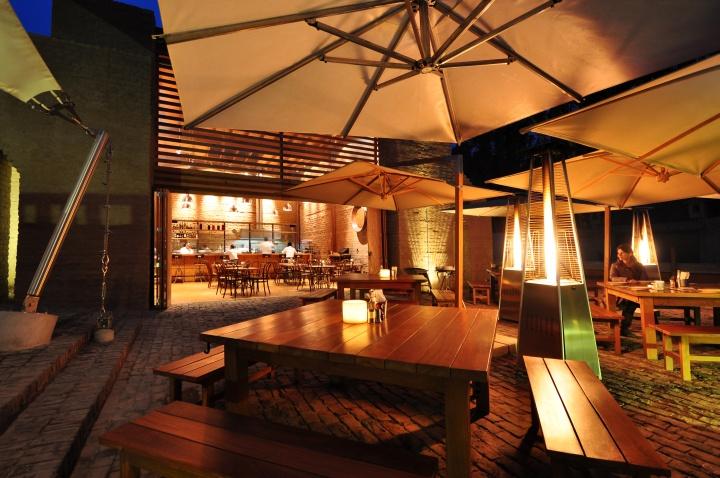 La Ladrillera Restaurant Lima Peru 187 Retail Design Blog