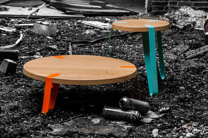 Level Coffee Tables By Erik Remmers