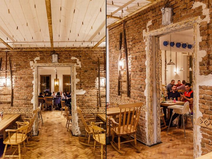 Livada Restaurant By Picktwo Cluj Romania 187 Retail