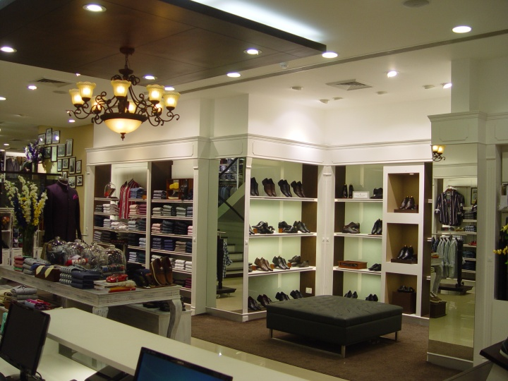 187 Louis Philippe Store New Delhi India