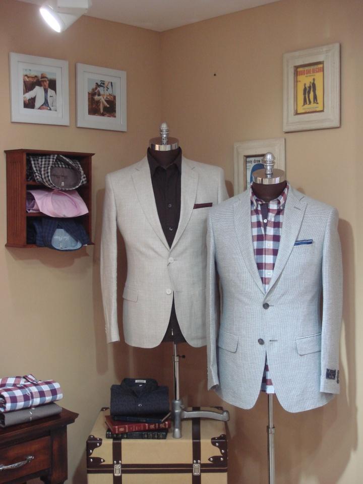 Louis Philippe store, New Delhi – India » Retail Design Blog