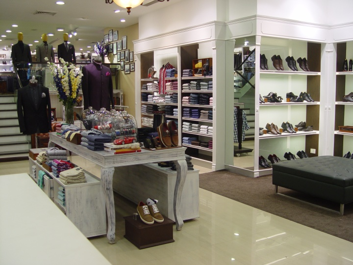 187 Louis Philippe Store New Delhi India