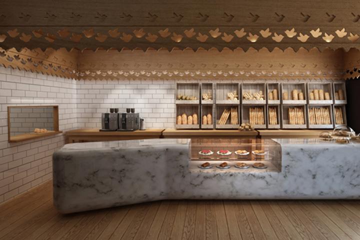 maxibread面包店设计