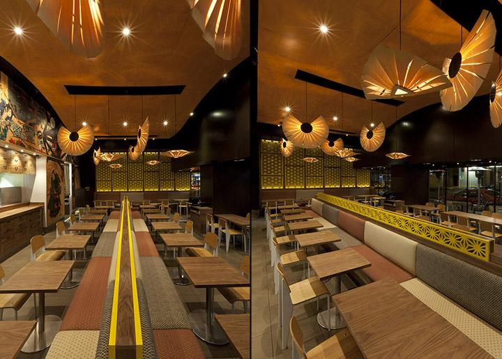 187 Musashi Izakaya Restaurant By Vie Studio Sydney Australia