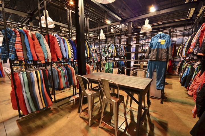Ou2019NEILL u2013 SIA- Tradeshow Booth by IDX Design + COM, Denver u2013 Colorado u00bb Retail Design Blog