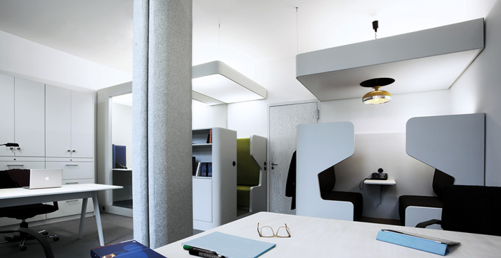 Office pilot by kinzo retail design blog for Kinzo berlin