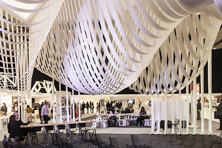 187 Paper Space Installation By Studio Glowacka Amp Maria