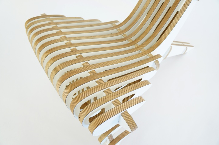 peak lounge chair by peter qvist lorentsen