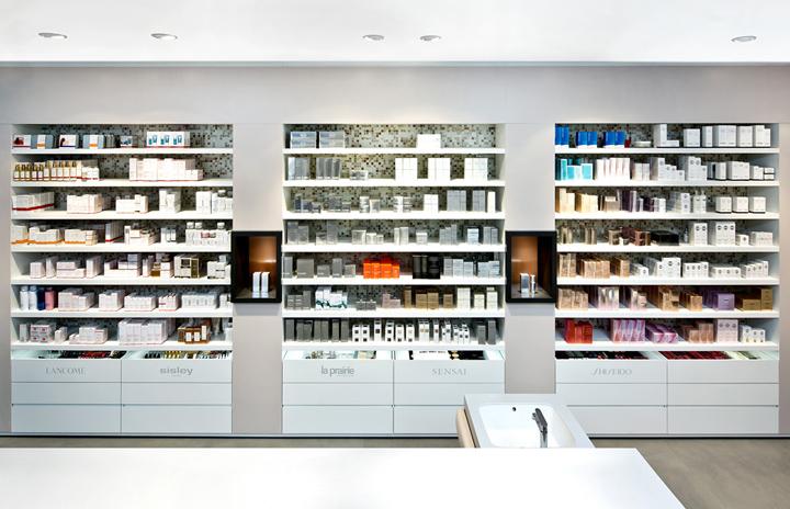 Architekten Speyer perfumery stephan by dia dittel architekten speyer germany