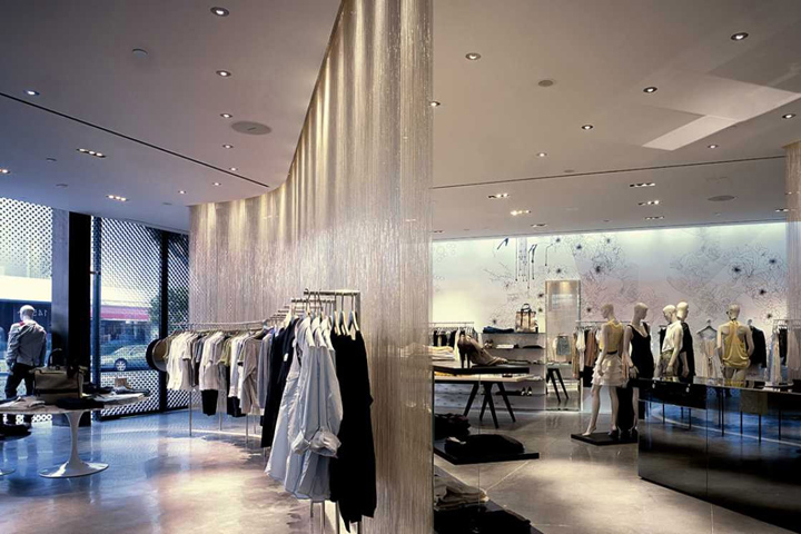 187 Reiss Store By D Raw Los Angeles California