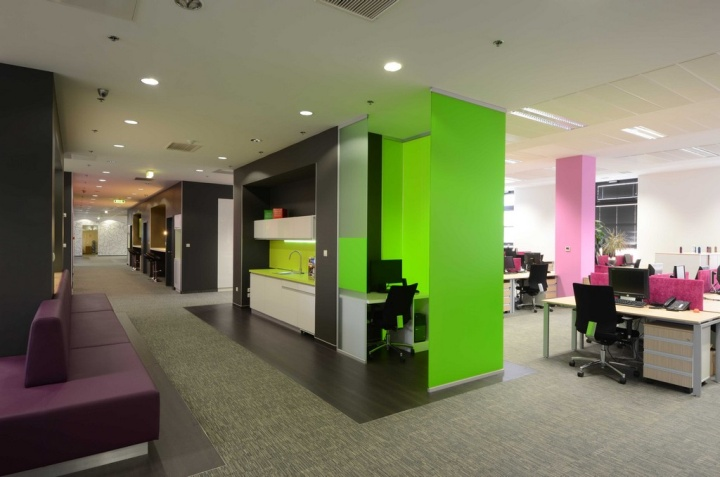 187 Reckitt Benckiser Head Office By Lima Europe Ltd