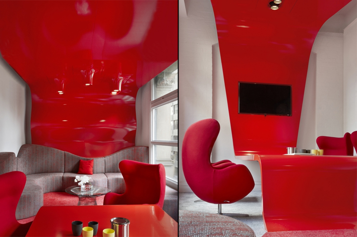 Red Rock office by Rolf Ockert Design Sydney Australia 05 Red Rock office by Rolf Ockert Design, Sydney Australia