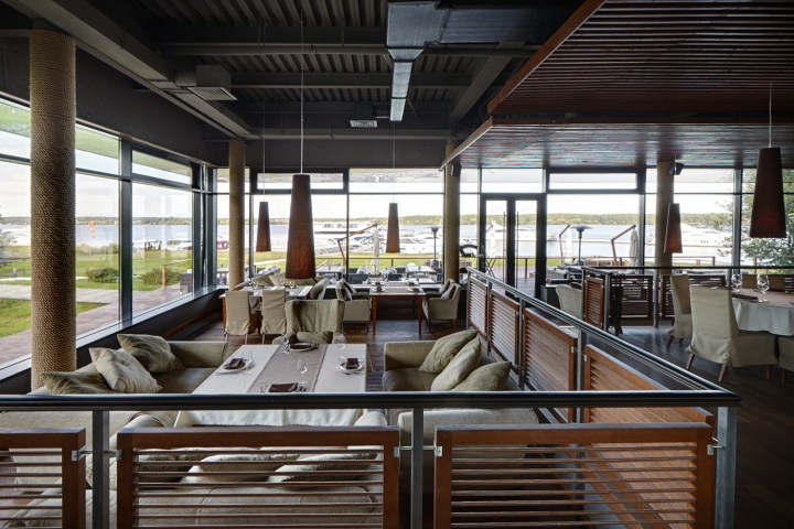 187 Restaurant By Design3 Moscow Russia