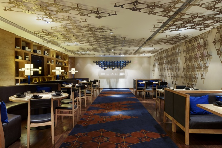 Rong Restaurant By Golucci International Design Tianjin