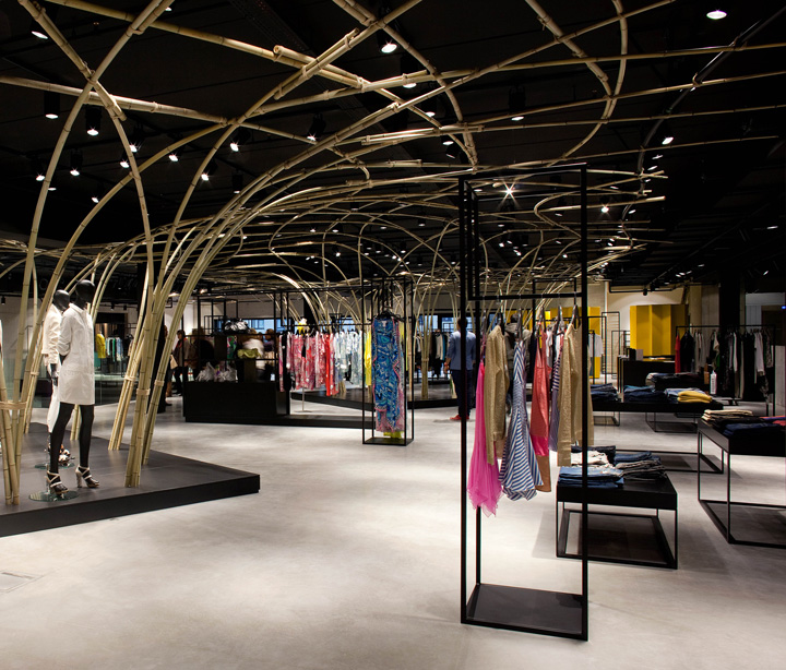Shop Stores: Smets Premium Store By Zoom Architecture, Brussels
