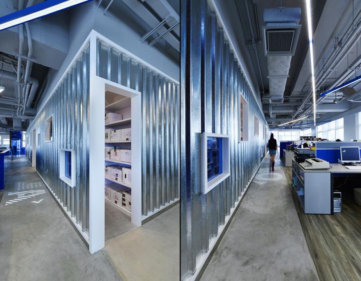 187 Speedmark Headquarters By Joey Ho Design Hong Kong
