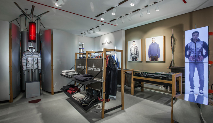 Outlet Stone Island London