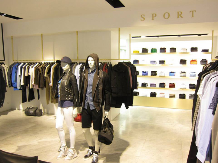 187 The Kooples Amp The Kooples Sport Boutique Cannes France