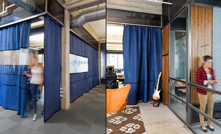 Ticketfly office by Studio OA San Francisco California
