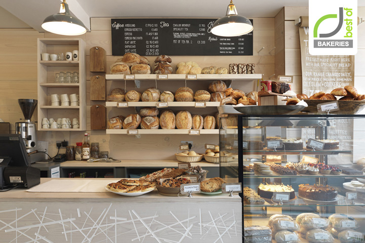BAKERIES Two Magpies Bakery By Paul Crofts Studio