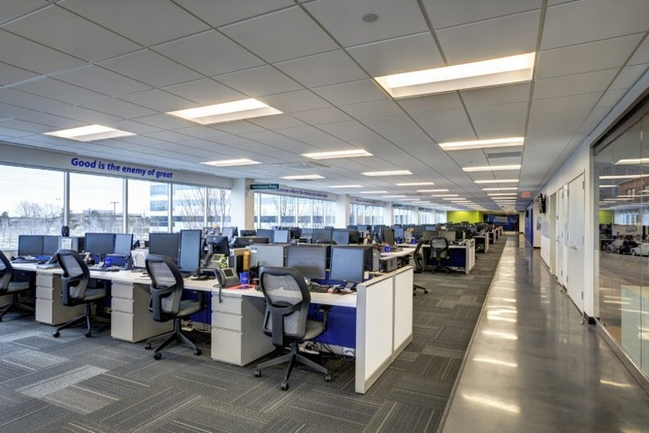 Usfs Headquarters Troy Michigan 187 Retail Design Blog