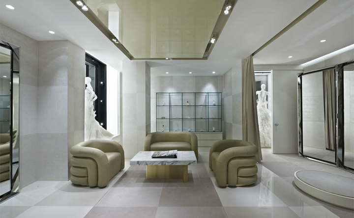 vakko wedding store at suadiye by autoban istanbul turkey